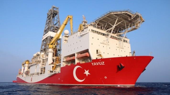 Türkiye'den Kıbrıs açıklarından tüm dünyaya G noktası resti