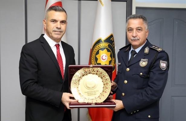 Uluçay: Polis Örgütü en güvenilir kurumların başında...