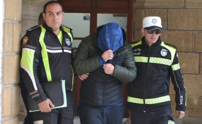 Yayaya çarpan Tomak tutuklandı
