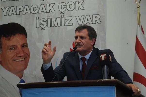 YDP'nin Cumhurbaşkanı adayı Erhan Arıklı