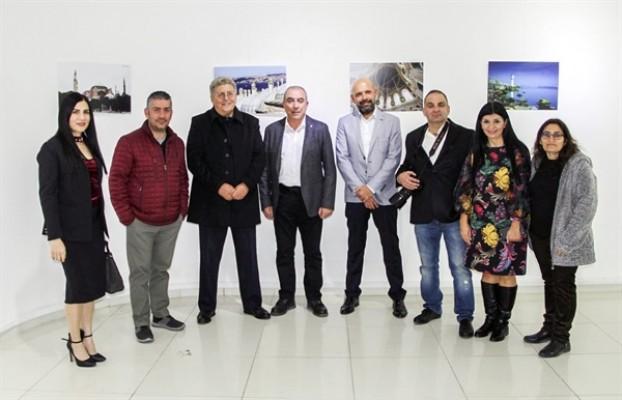 Yıltan Taşçı'nın fotoğraf sergisi açıldı