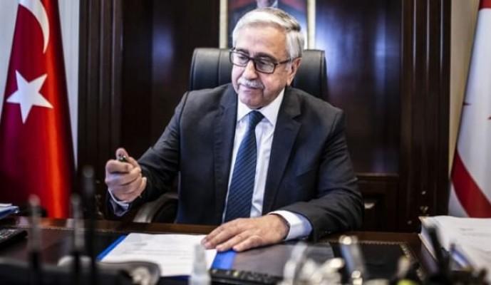 Akıncı: Kıbrıs Türkünün yüreği kocamandır