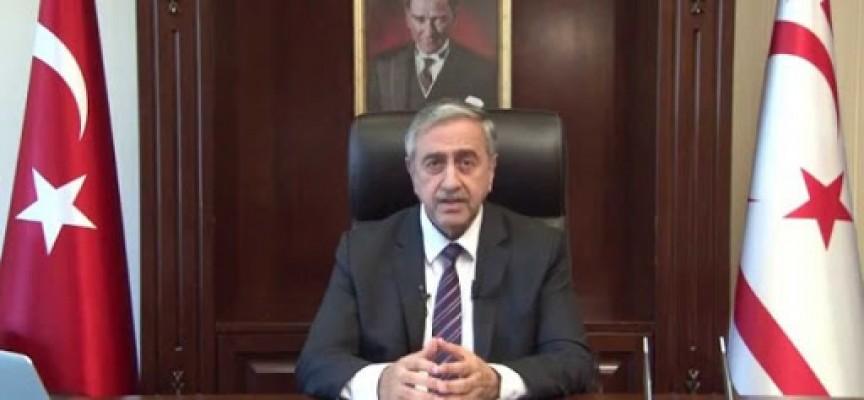 Akıncı, tüm Türkiye'ye başsağlığı diledi