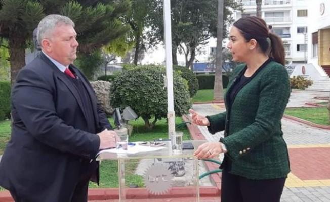 Baybars: Sosyal konut projesi 24 aylık emeğin sonucudur