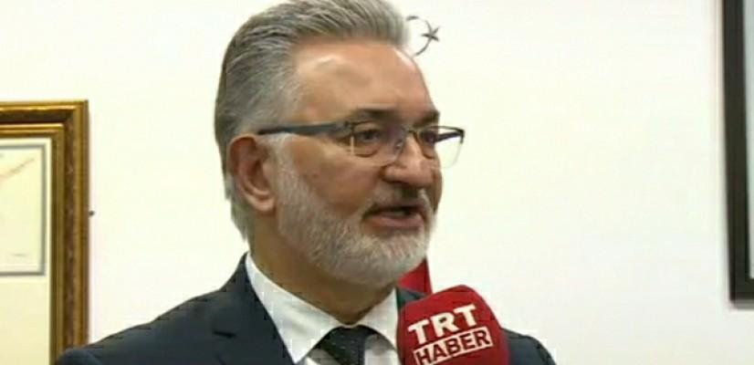 Benter TRT'ye konuştu