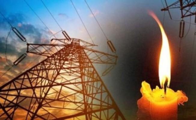 Çamlıbel'de elektrik kesintisi