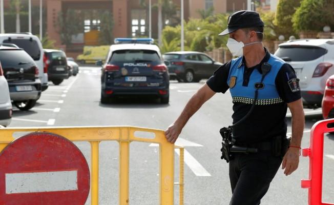 Corona virüsü Yunanistan'a sıçradı