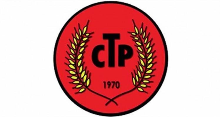 CTP'den Mehmet Harmancı'ya tepki