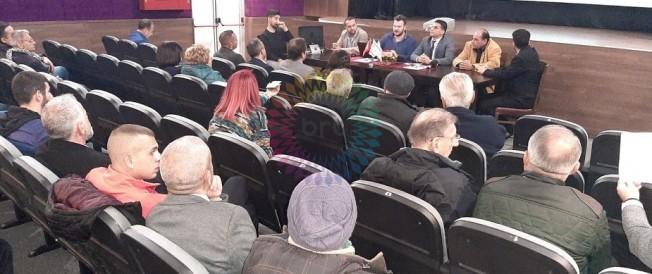 'Girne-Alsancak Alternatif Üst Yol Projesi' tanıtıldı