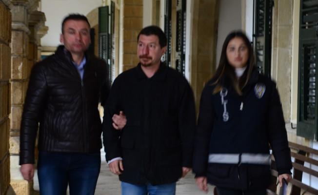 Karısının kafasına tabak fırlatan Erol Dülger tutuklandı