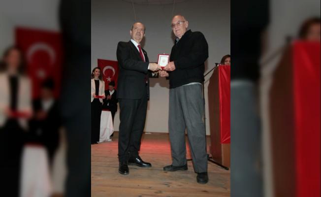 Mücahitler için Milli Mücadele Madalyası töreni düzenlendi