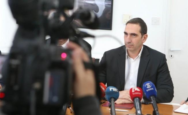 Rum Yönetimi Sağlık Bakanı: Yardıma hazırız...
