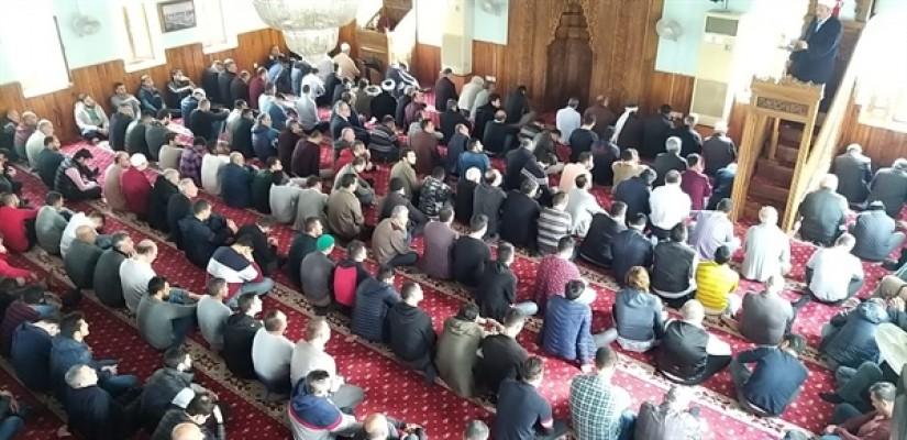 Şehitler için KKTC genelinde tüm camilerde Kur'an-ı Kerim okundu