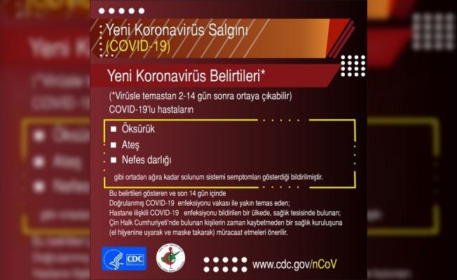 Tabipler Birliği, yeni salgın konusunda afiş hazırladı