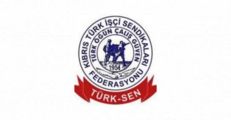 Türk-Sen'den CAS eylemine destek
