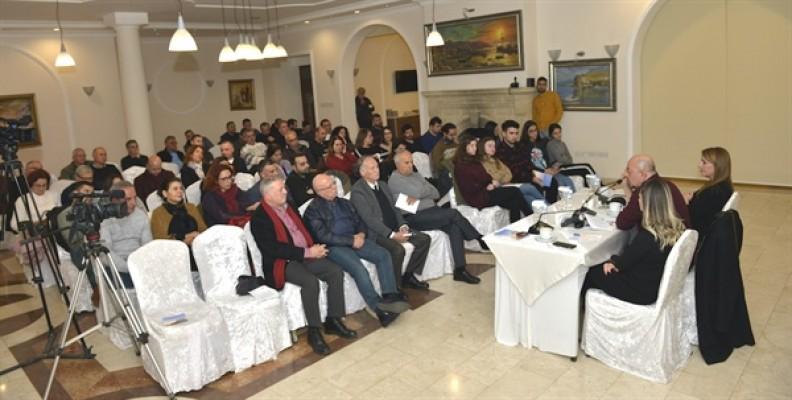 Üçüncü Toplum Forumu Girne'de buluştu....