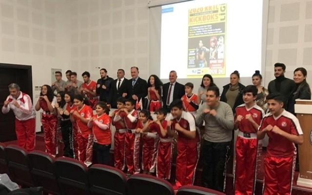 UMK, Kickboks Ligi 2020'ye ana sponsor oldu