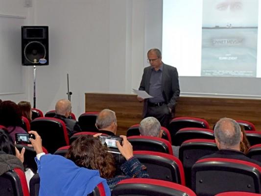 Arda Erkan Gazeteciler Birliği'nde anıldı