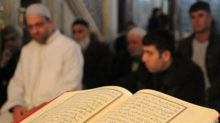"""Camilerde """"Bahar Kalkanı Harekatı"""" için dua edildi"""