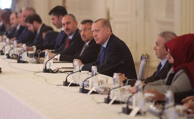Erdoğan: Ekonomik sonuçları olacak, birlikte başaracağız