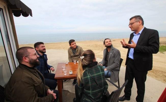 Erhürman: Bu defa Kıbrıs sorununu bitirmek istiyoruz