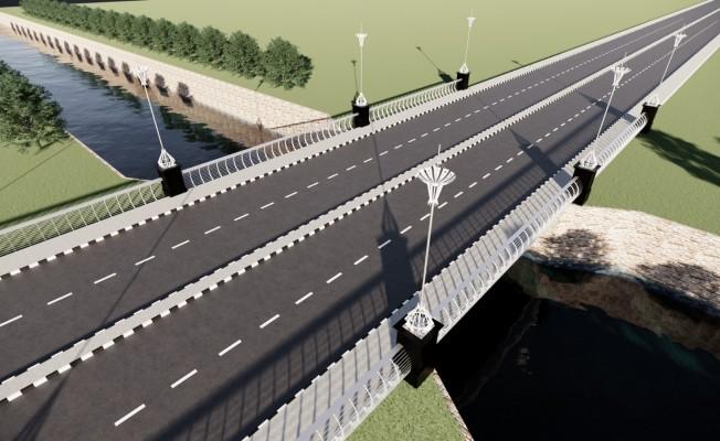 Gönyeli'ye yeni bir köprü