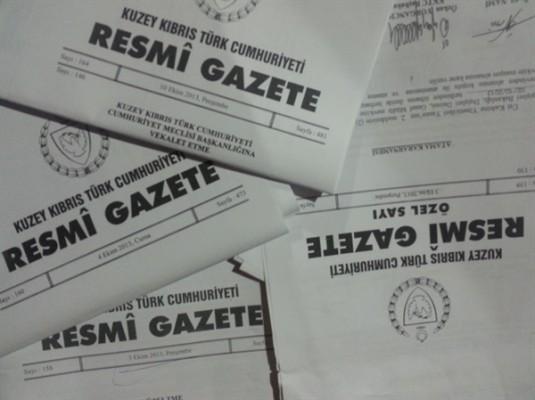 Hükümetin aldığı önlemler Resmi Gazete'de...