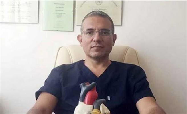 Kalp ve Damar Cerrahisi Klinik Şefi Dr. Emiroğlu'ndan açıklama