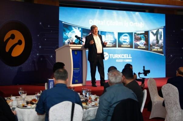 Kuzey Kıbrıs Turkcell dijital iş servisleri'ni tanıttı