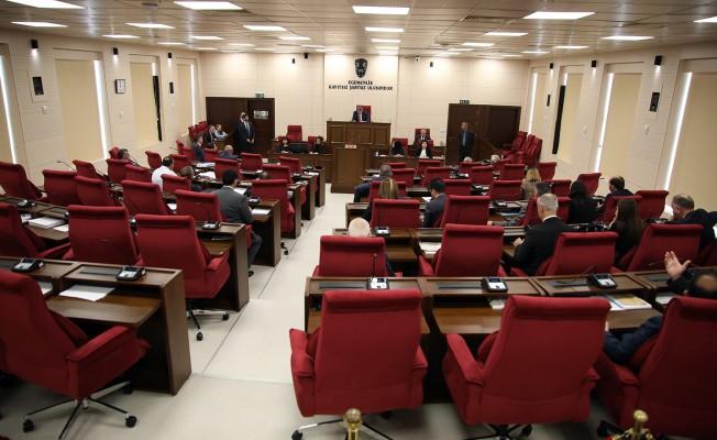 Meclis Genel Kurulu toplantıyı kapattı