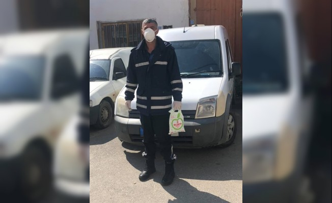 Cengiz Topel Hastanesi'nden ilaçlarını alamayanlara hizmet
