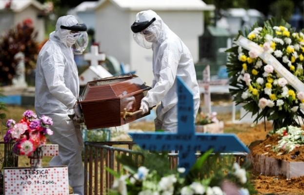 Dünyada koronavirüsten ölenlerin sayısı 146 bini geçti