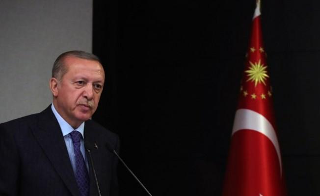 Erdoğan'dan sokağa çıkma yasağı açıklaması...