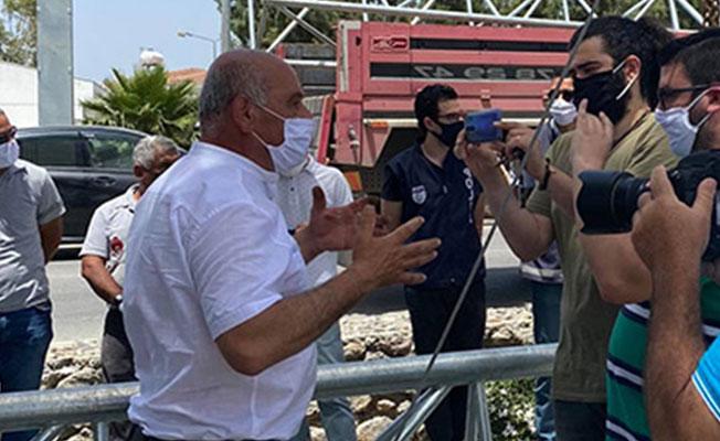Ahmet Benli'den MOBESE'ye engel!
