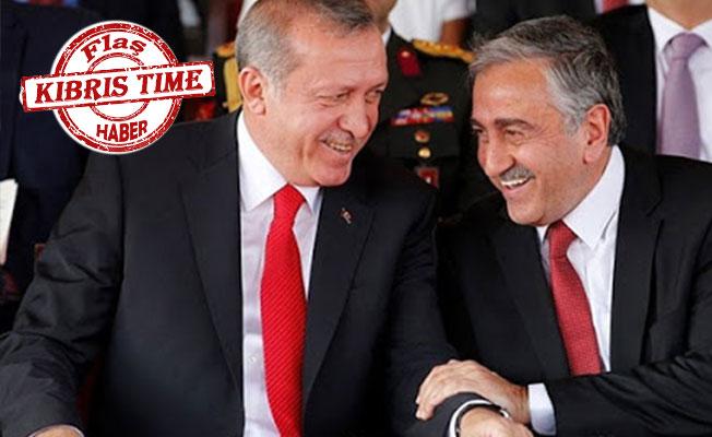 Akıncı ile Erdoğan arasında aylar sonra bir ilk..
