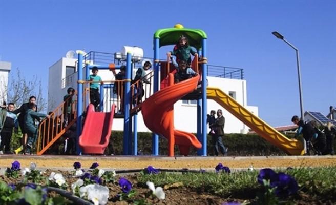 Çocuk parkları bugün açılıyor...