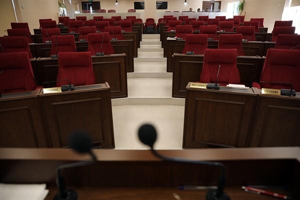 Meclis Genel Kurulu yarın toplanacak...