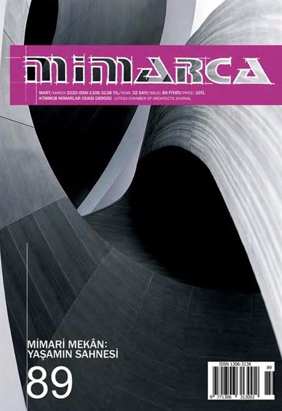 """""""Mimarca 89"""" dijital olarak yayında...."""