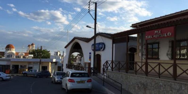 Pile'li Türkler İltica Noktasında