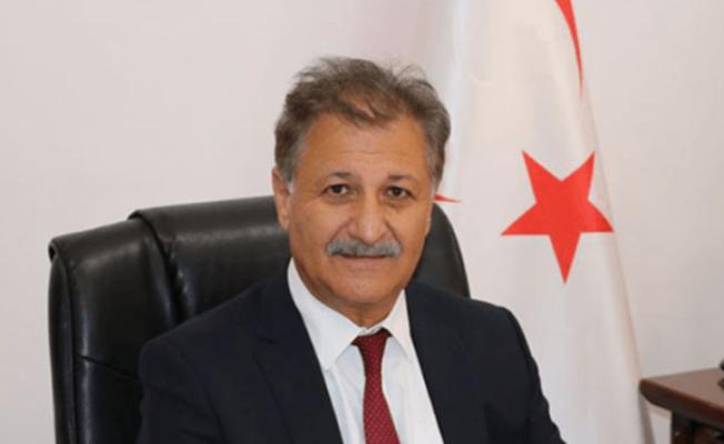 Pilli: Rum Sağlık Bakanı ile görüşmeye hazırım