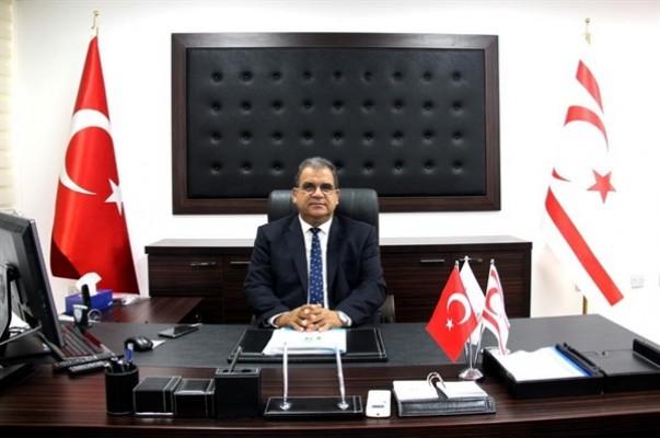 Sucuoğlu, 10-16 Mayıs Engelliler Haftası dolayısıyla mesaj yayımladı