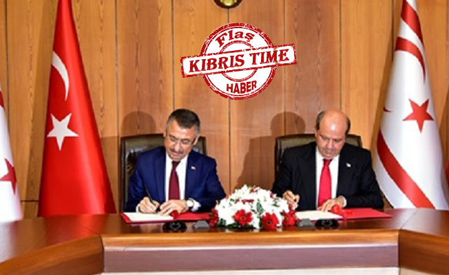 TC-KKTC İktisadi ve Mali İş Birliği Anlaşması bugün imzalanıyor