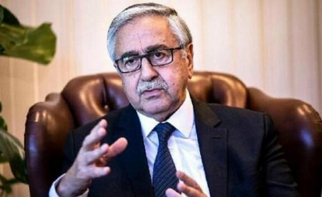 Akıncı: Başbakan Sucuoğlu'nun yerine Çaluda'yı önerdi...