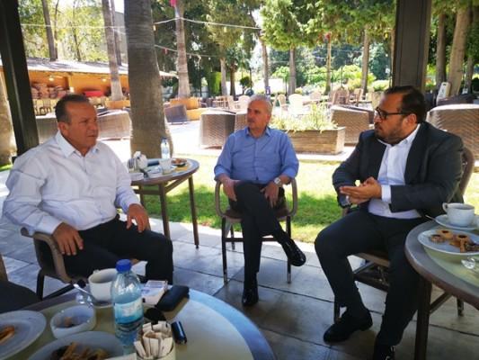 Ataoğlu: Oteller açıldı ama....