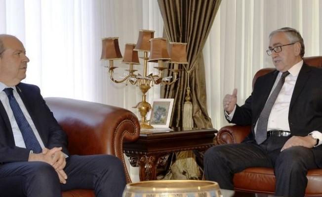 Başbakan Tatar yeniden Saray'da