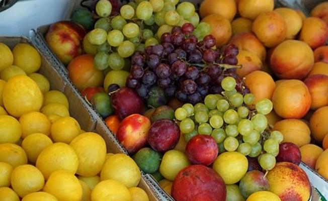Biber, domates, üzüm ve kirazda limit üstü kalıntıya rastlandı