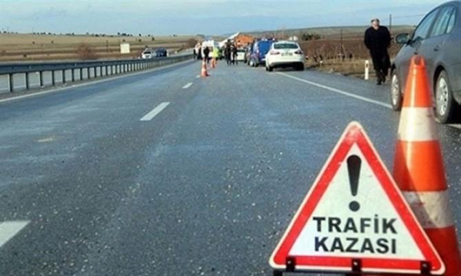 Bir haftada 38 trafik kazası meydana geldi 2 kişi yaşamını yitirdi
