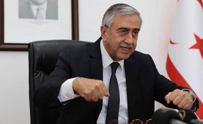 Cumhurbaşkanı Akıncı'dan Çaluda'ya veto!
