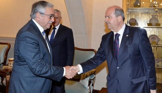 Cumhurbaşkanı Akıncı, Tatar ile görüşecek...