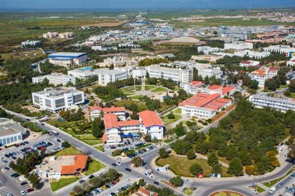 DAÜ, en iyi genç üniversiteler sıralamasında yer aldı